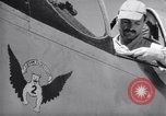 Image of Refueling of planes Korea, 1951, second 45 stock footage video 65675033386