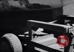 Image of 110 gallon auxiliary fuel tanks Korea, 1951, second 30 stock footage video 65675033387