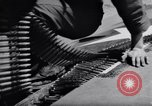 Image of Loading of F-51 guns Korea, 1951, second 14 stock footage video 65675033388