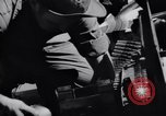 Image of Loading of F-51 guns Korea, 1951, second 29 stock footage video 65675033388