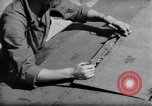 Image of Loading of F-51 guns Korea, 1951, second 54 stock footage video 65675033388