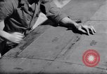 Image of Loading of F-51 guns Korea, 1951, second 56 stock footage video 65675033388
