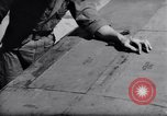 Image of Loading of F-51 guns Korea, 1951, second 58 stock footage video 65675033388
