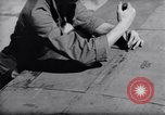 Image of Loading of F-51 guns Korea, 1951, second 60 stock footage video 65675033388