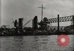 Image of Wrecked ships Pearl Harbor Hawaii USA, 1942, second 13 stock footage video 65675033415
