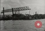 Image of Wrecked ships Pearl Harbor Hawaii USA, 1942, second 22 stock footage video 65675033415