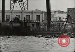 Image of Wrecked ships Pearl Harbor Hawaii USA, 1942, second 35 stock footage video 65675033415