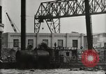 Image of Wrecked ships Pearl Harbor Hawaii USA, 1942, second 36 stock footage video 65675033415