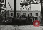 Image of Wrecked ships Pearl Harbor Hawaii USA, 1942, second 37 stock footage video 65675033415