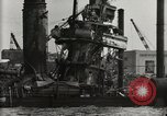 Image of Wrecked ships Pearl Harbor Hawaii USA, 1942, second 40 stock footage video 65675033415