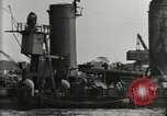 Image of Wrecked ships Pearl Harbor Hawaii USA, 1942, second 44 stock footage video 65675033415