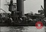 Image of Wrecked ships Pearl Harbor Hawaii USA, 1942, second 45 stock footage video 65675033415