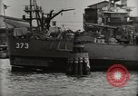 Image of Wrecked ships Pearl Harbor Hawaii USA, 1942, second 58 stock footage video 65675033415