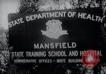 Image of Mentally disabled children Mansfield Connecticut USA, 1969, second 4 stock footage video 65675033420