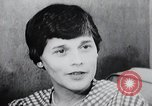 Image of Mental disability in children United States USA, 1969, second 10 stock footage video 65675033425