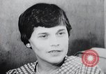 Image of Mental disability in children United States USA, 1969, second 20 stock footage video 65675033425