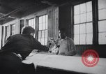 Image of job training for Mentally disabled Connecticut USA, 1969, second 19 stock footage video 65675033429