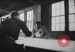 Image of job training for Mentally disabled Connecticut USA, 1969, second 20 stock footage video 65675033429
