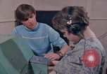 Image of Concept development in mentally disabled Kansas United States USA, 1975, second 35 stock footage video 65675033440