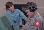 Image of Concept development in mentally disabled Kansas United States USA, 1975, second 36 stock footage video 65675033440