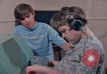Image of Concept development in mentally disabled Kansas United States USA, 1975, second 37 stock footage video 65675033440