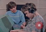 Image of Concept development in mentally disabled Kansas United States USA, 1975, second 39 stock footage video 65675033440