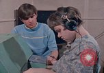 Image of Concept development in mentally disabled Kansas United States USA, 1975, second 40 stock footage video 65675033440