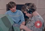 Image of Concept development in mentally disabled Kansas United States USA, 1975, second 43 stock footage video 65675033440
