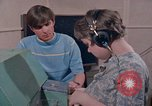 Image of Concept development in mentally disabled Kansas United States USA, 1975, second 44 stock footage video 65675033440