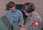 Image of Concept development in mentally disabled Kansas United States USA, 1975, second 45 stock footage video 65675033440