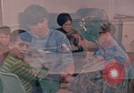 Image of Concept development in mentally disabled Kansas United States USA, 1975, second 46 stock footage video 65675033440
