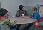Image of Concept development in mentally disabled Kansas United States USA, 1975, second 62 stock footage video 65675033440