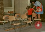 Image of Research programs for mentally disabled Kansas United States USA, 1975, second 5 stock footage video 65675033442