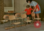 Image of Research programs for mentally disabled Kansas United States USA, 1975, second 6 stock footage video 65675033442