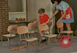 Image of Research programs for mentally disabled Kansas United States USA, 1975, second 8 stock footage video 65675033442