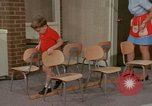 Image of Research programs for mentally disabled Kansas United States USA, 1975, second 12 stock footage video 65675033442