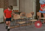 Image of Research programs for mentally disabled Kansas United States USA, 1975, second 14 stock footage video 65675033442