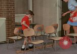 Image of Research programs for mentally disabled Kansas United States USA, 1975, second 17 stock footage video 65675033442