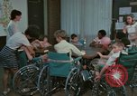 Image of Research programs for mentally disabled Kansas United States USA, 1975, second 25 stock footage video 65675033442