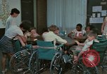 Image of Research programs for mentally disabled Kansas United States USA, 1975, second 26 stock footage video 65675033442