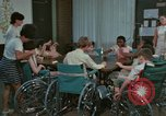 Image of Research programs for mentally disabled Kansas United States USA, 1975, second 27 stock footage video 65675033442