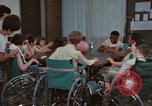 Image of Research programs for mentally disabled Kansas United States USA, 1975, second 29 stock footage video 65675033442