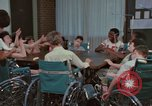 Image of Research programs for mentally disabled Kansas United States USA, 1975, second 30 stock footage video 65675033442