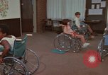 Image of Research programs for mentally disabled Kansas United States USA, 1975, second 46 stock footage video 65675033442