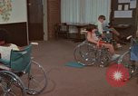Image of Research programs for mentally disabled Kansas United States USA, 1975, second 47 stock footage video 65675033442