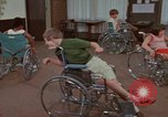 Image of Research programs for mentally disabled Kansas United States USA, 1975, second 53 stock footage video 65675033442