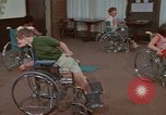 Image of Research programs for mentally disabled Kansas United States USA, 1975, second 54 stock footage video 65675033442