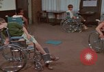 Image of Research programs for mentally disabled Kansas United States USA, 1975, second 55 stock footage video 65675033442