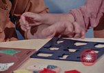 Image of modifying behavior of mentally disabled Kansas United States USA, 1975, second 56 stock footage video 65675033443