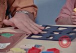 Image of modifying behavior of mentally disabled Kansas United States USA, 1975, second 58 stock footage video 65675033443